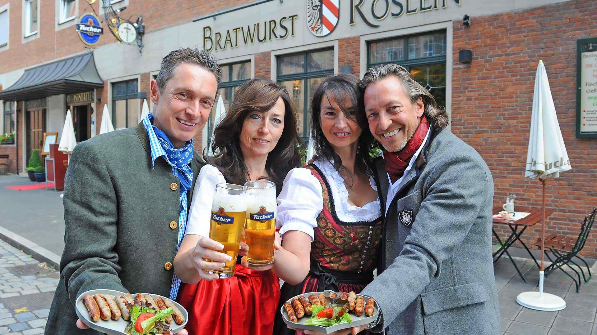 BRATWURST RÖSLEIN WITH TRADITION